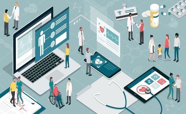 Gerade im Gesundheitsbereich fallen enorm sensible Daten an. Da reicht allein die Schweigepflicht nicht aus, um sie angemessen zu schützen.