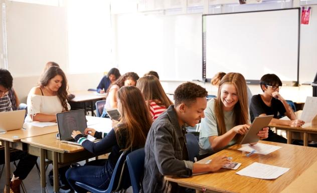 """Die Initiative """"Datenschutz geht zur Schule"""" geht in eine neue Runde"""