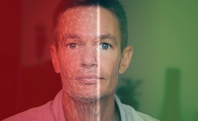 Das Unternehmen D-ID hat eine Software entwickelt, die Gesichtserkennung verhindern soll.