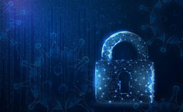 Datenschutz in Zeiten der Corona-Krise (Symbolbild)