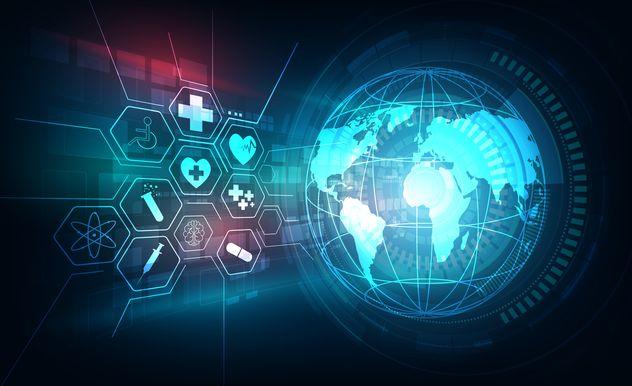 Derzeit weltweit im Fokus und in der Diskussion: Gesundheitsdaten