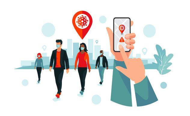 Die Corona-App ist nur ein Thema, zu dem sich die Datenschutz-Aufsichtsbehörden derzeit äußern