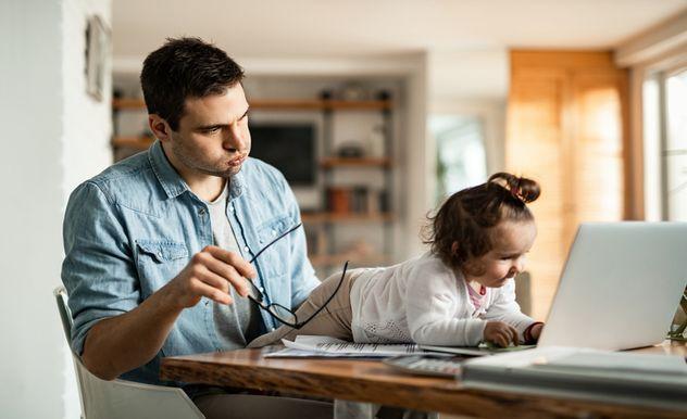 Können nur Befugte auf die personenebzogenen Daten zugreifen? Im Homeoffice manchmal schwierig ...