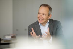 Dr. Stefan Brink, Landesbeauftragter für Datenschutz und Informationsfreiheit Baden-Württemberg (Quelle: LfDI BW, Jan Potente)