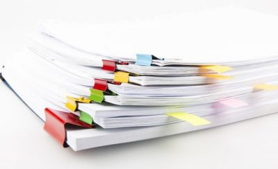 Aufräumen bei Papierdaten!