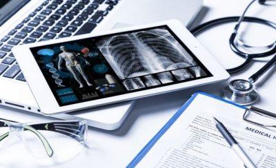 Datenverarbeitung in der Arztpraxis
