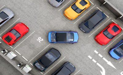 Datenschutz auf dem Firmenparkplatz