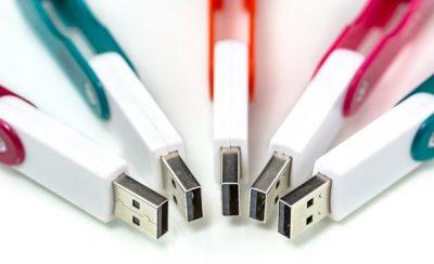 USB-Sticks – die (gefährlichen) Mädchen für alles