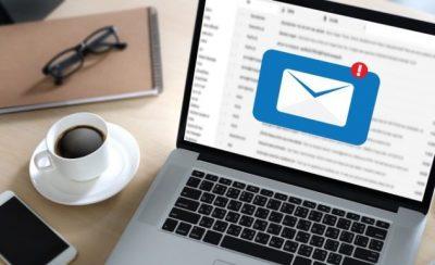 """Vorsicht bei der Weiterleitung von E-Mails """"nach Hause"""""""