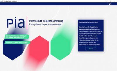 Datenschutz-Folgenabschätzung: Die PIA-Software der CNIL