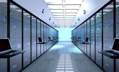 So schützen Sie den Zutritt zum Serverraum