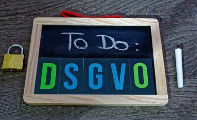 Die DSGVO hat ein schlechtes Image