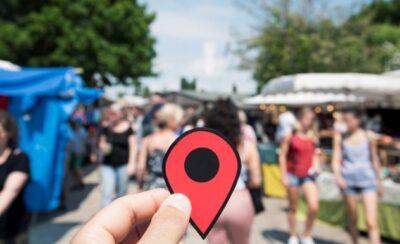 Facebook bereitet Nutzer auf geänderten GPS-Zugriff vor