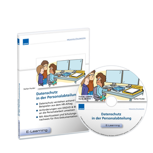 Produktabbildung Datenschutz in der Personalabteilung