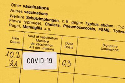 Datenschutzkonferenz zu Impfnachweisen