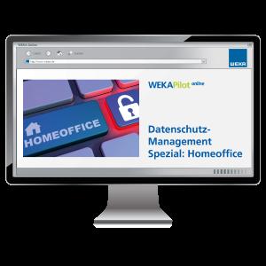 Datenschutz-Management Homeoffice
