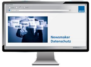 Produktabbildung Newsmaker Datenschutz