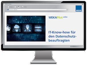 Produktabbildung IT-Know-how für den Datenschutzbeauftragten