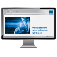Praxissoftware-Unternehmensrichtlinien