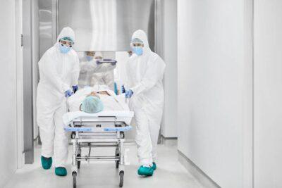 Im ULD-Tätigkeitsbericht 2020 geht es um Corona, Sicherheitslücken in einem Klinikum, das richtige Schwärzen von Dokumenten etc.