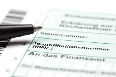 """Registermodernisierungsgesetz: Durch die Verwendung als Ordnungsmerkmal in verschiedenen Registern erhält die """"Steuer-ID"""" eine neue Funktion"""