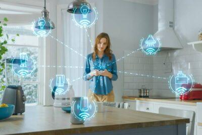 Smart Home kann ein Risiko für den Datenschutz im Homeoffice sein